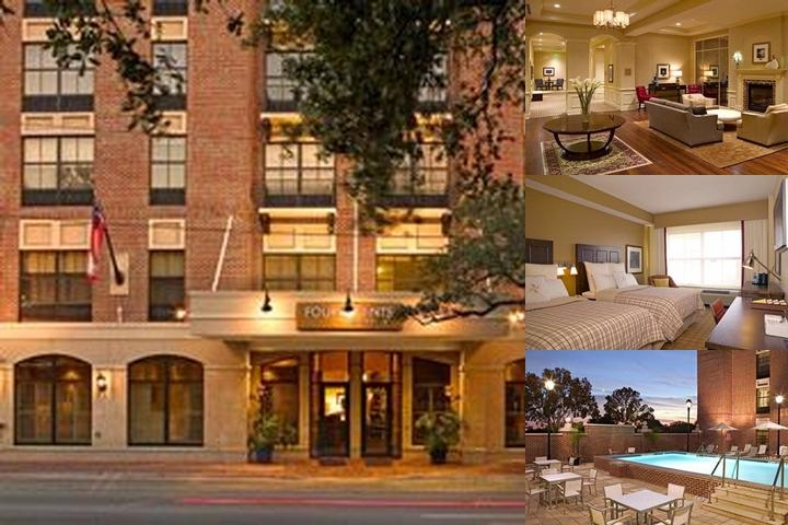 Four Points by Sheraton Historic Savannah photo collage