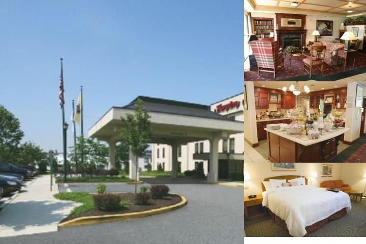 Hampton Inn Mount Holly photo collage