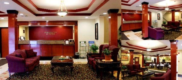 Fireside Inn & Suites photo collage