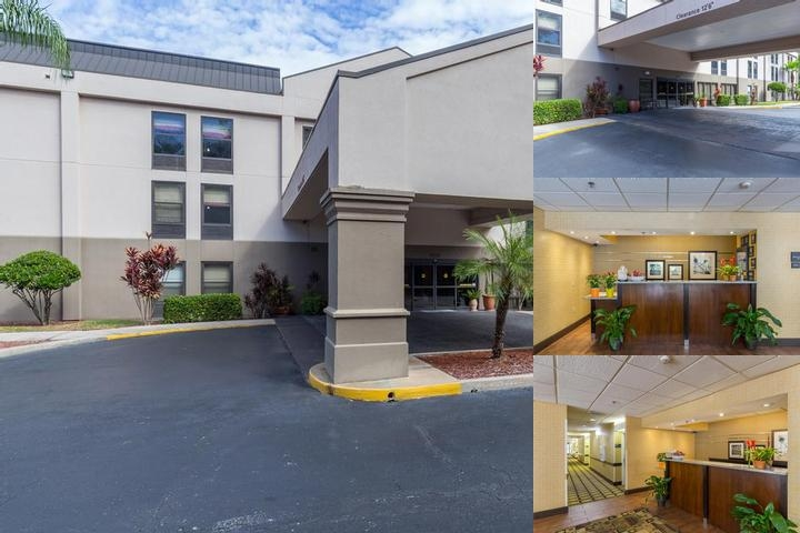 Hampton Inn Tampa Brandon photo collage