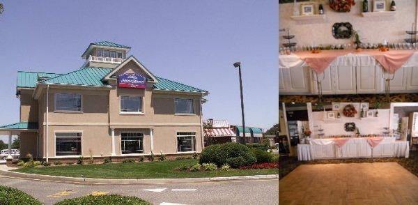 Howard Johnson Hotel Toms River photo collage