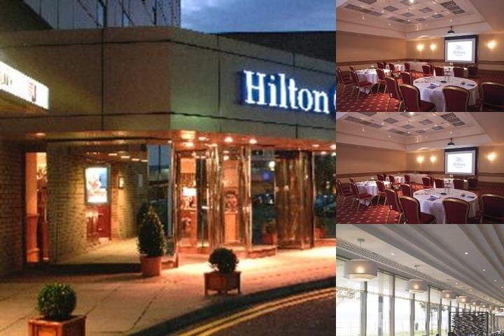 Hilton Dundee photo collage