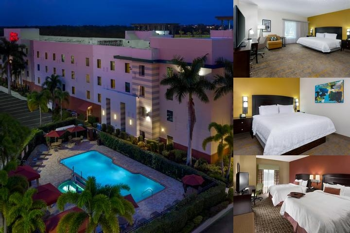 Hampton Inn & Suites University Park Sarasota photo collage