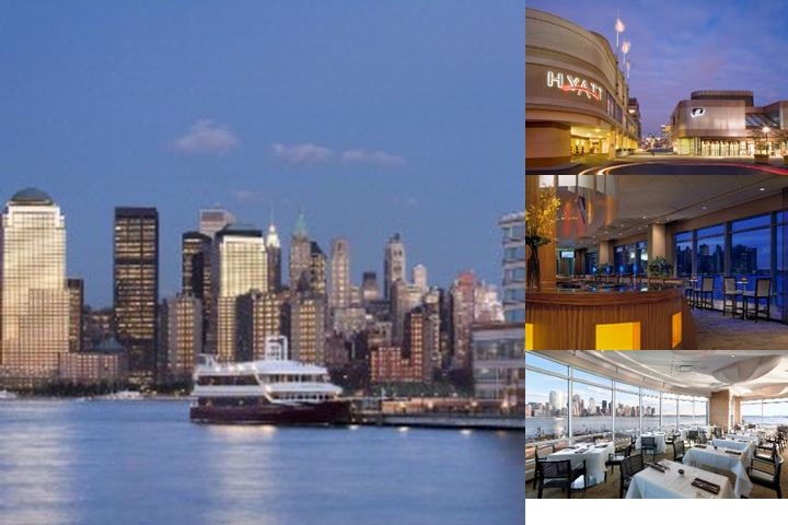 Hyatt Regency Jersey City on the Hudson photo collage