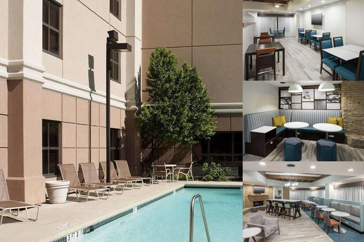 Hampton Inn Round Rock photo collage