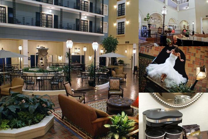Doubletree Suites By Hilton Lexington Photo Collage