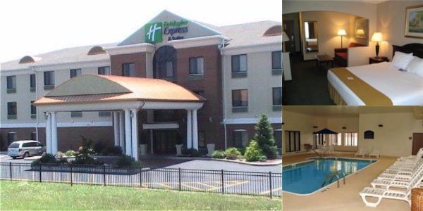 Holiday Inn Express Suites Photo Collage