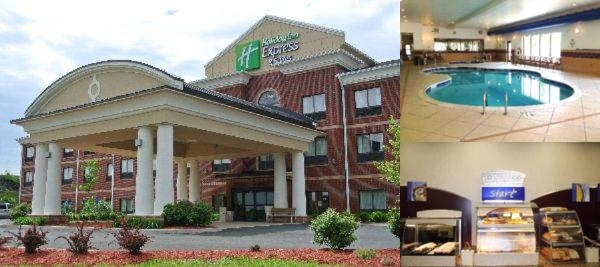 Holiday Inn Express & Suites Bridgeport Wv photo collage