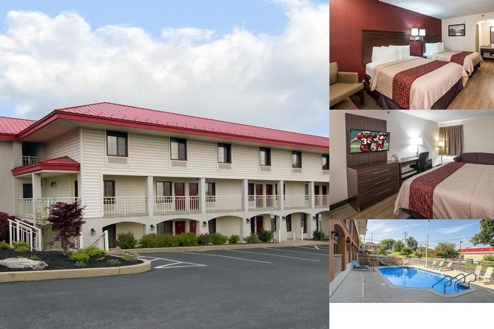 Red Roof Inn & Suites Lancaster photo collage