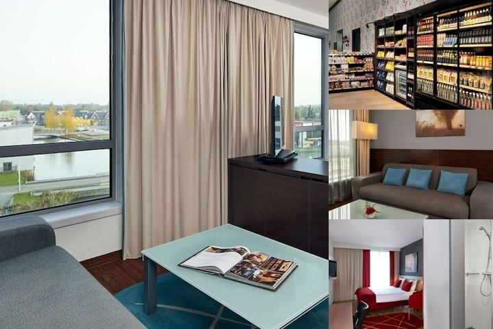 Park Plaza Amsterdam Airport photo collage