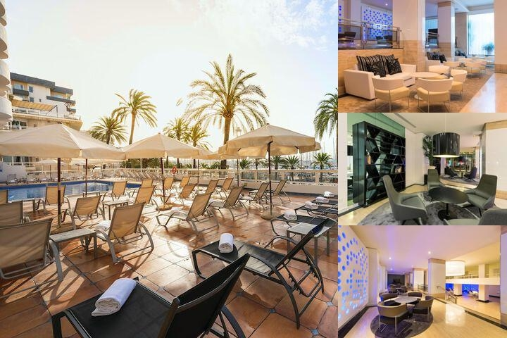 Tryp Palma Bellver Hotel photo collage