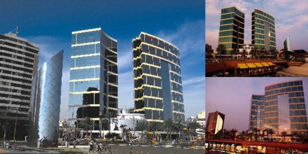 JW Marriott Lima photo collage
