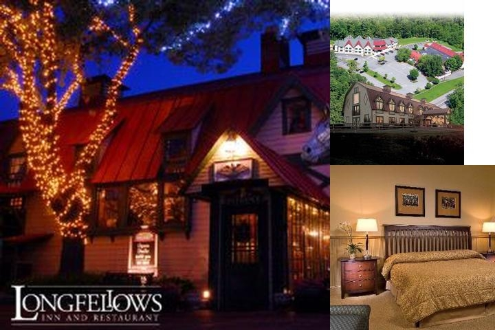 Longfellows Hotel & Conference Center photo collage