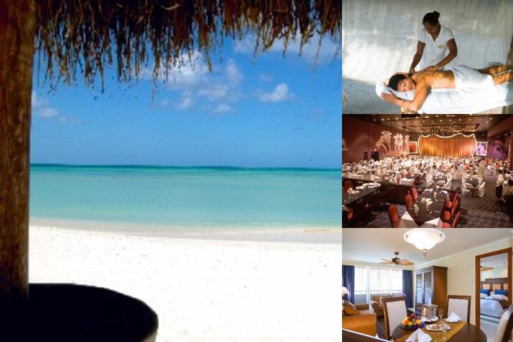 Occidental Grand Aruba photo collage