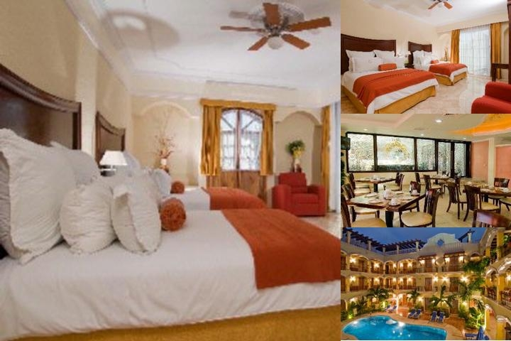 Hacienda Real by Encanto photo collage