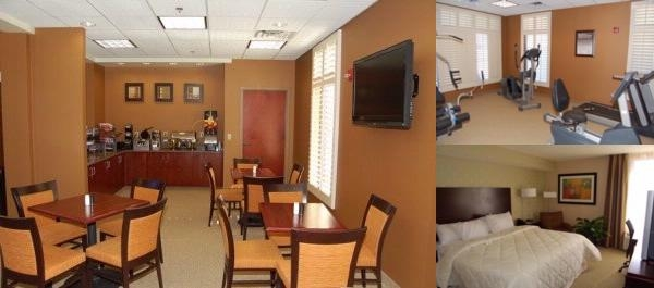 Comfort Inn Bloomington photo collage