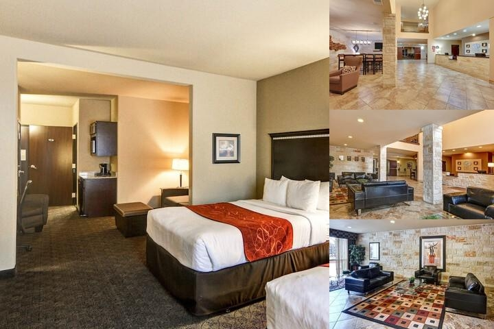 Comfort Suites Arlington photo collage