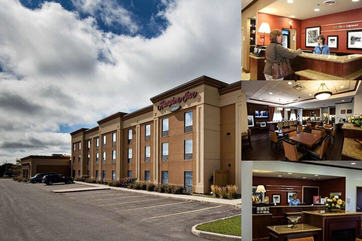 Hampton Inn by Hilton photo collage