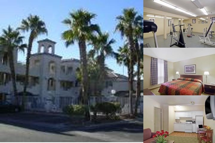Extended Stay America Las Vegas Boulder Highwa photo collage