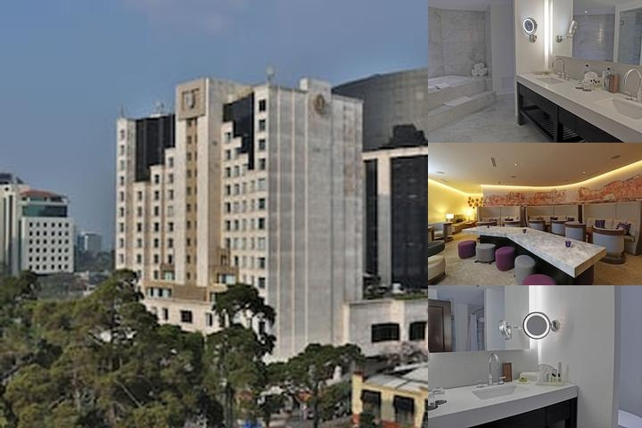 Real Intercontinental Guatemala photo collage