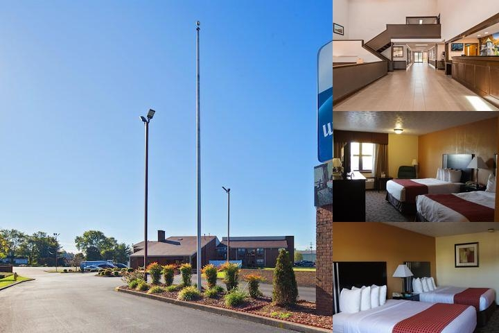 Best Western Campbellsville Inn photo collage