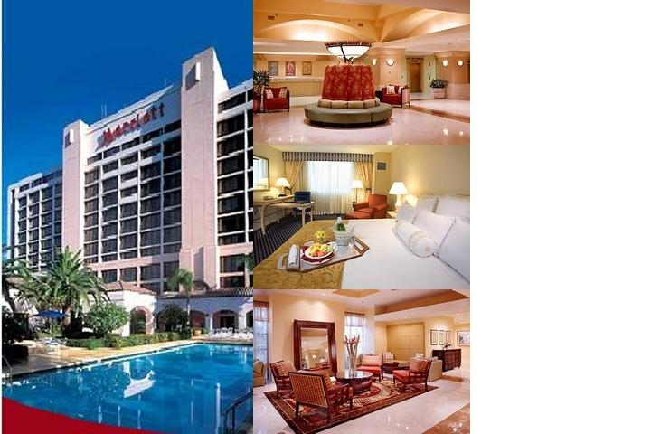 Marriott Palm Beach Gardens photo collage