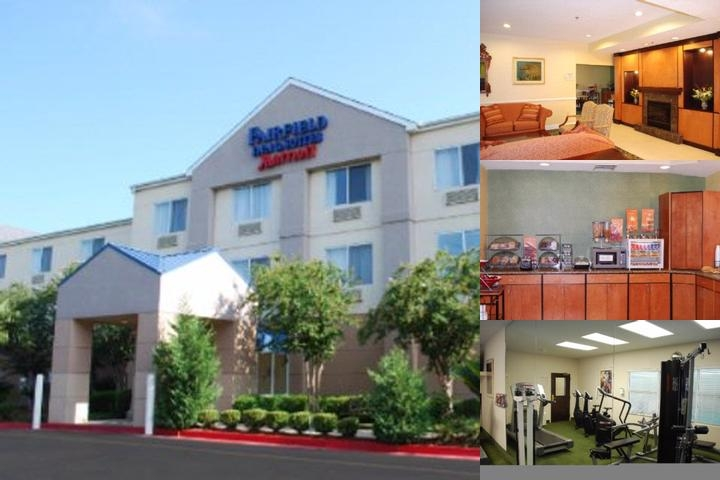 Fairfield Inn & Suites North Lafayette photo collage