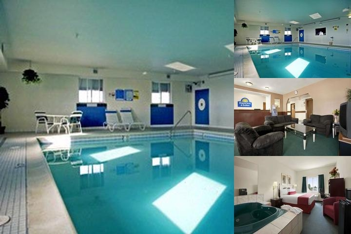 Days Inn & Suites Romeoville photo collage