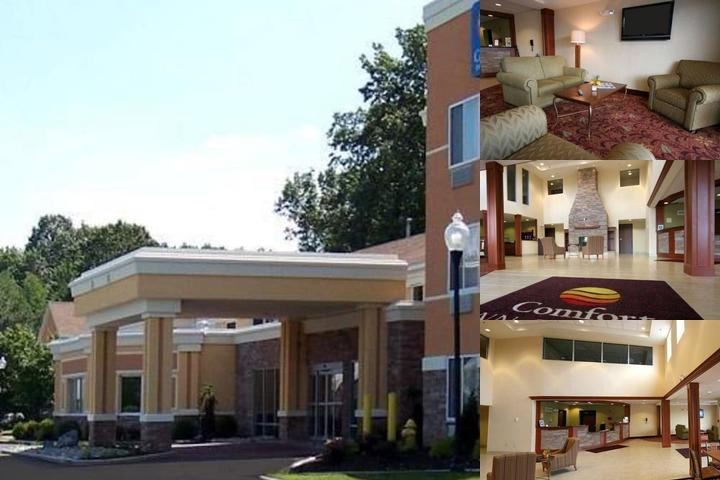 Comfort Inn & Suites Saratoga Springs photo collage