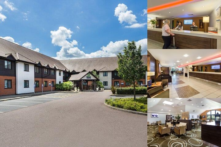 Holiday Inn Express Colchester(Inn Administration) photo collage