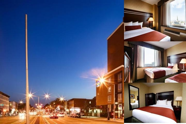 Best Western Plus Prospect Park Hotel photo collage