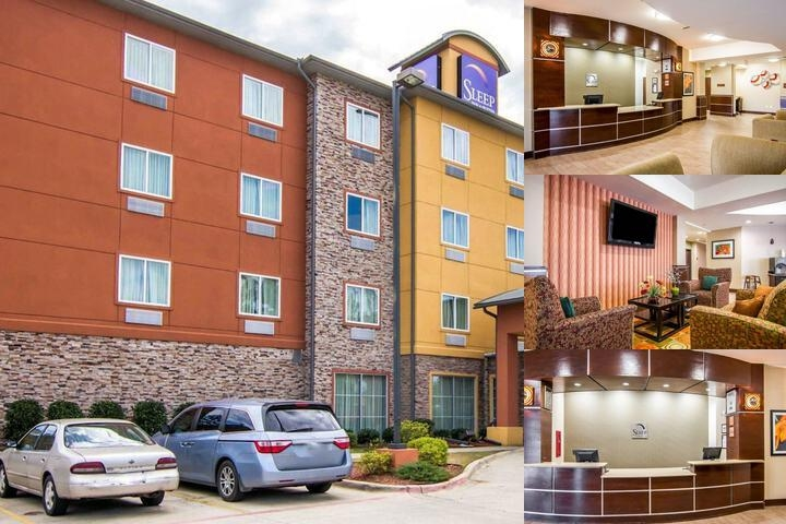 Sleep Inn & Suites I 20 Shreveport photo collage
