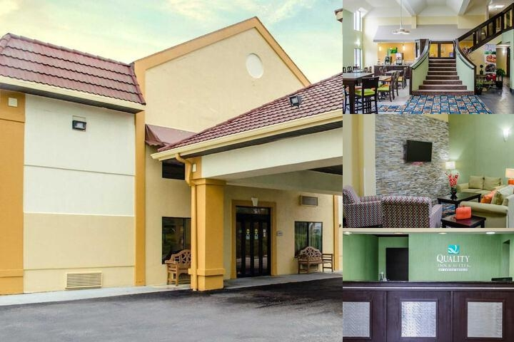 Quality Inn & Suites Medina Akron South photo collage