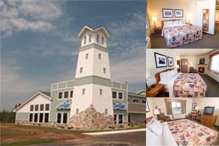 AmericInn by Wyndham Wetmore Munising photo collage