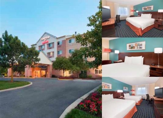 Fairfield Inn Philadelphia photo collage