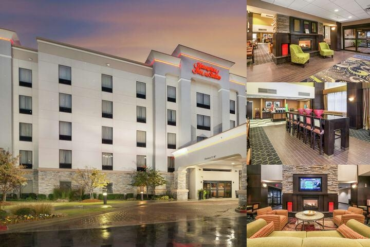 Hampton Inn & Suites Tulsa / Catoosa photo collage
