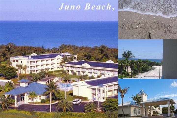 Holiday Inn Express North Palm Beach Oceanview photo collage