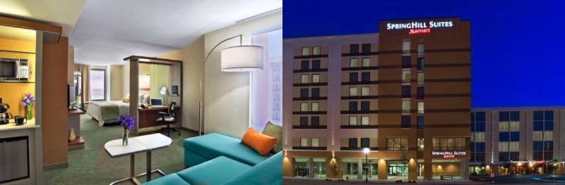 Fairfield Inn & Suites Louisville Downtown photo collage