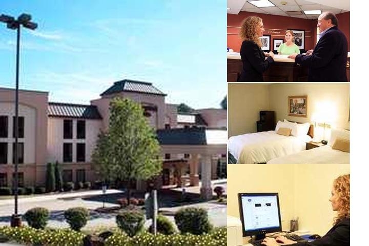 Hampton Inn West Mifflin photo collage