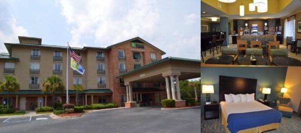 Holiday Inn Express Of Bluffton Photo Collage