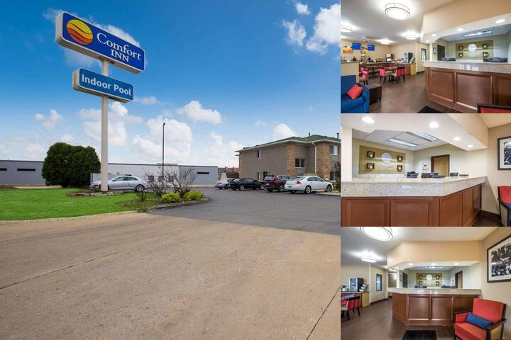 Green Bay Comfort Inn photo collage