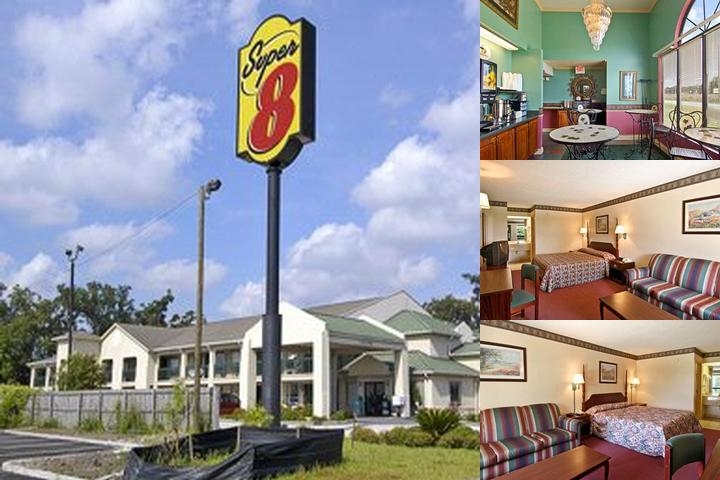 Super 8 Motel Brunswick / South / Exit 29 photo collage