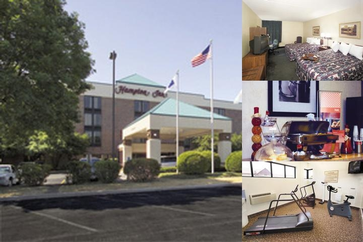 Hampton Inn Chicago / Crestwood photo collage