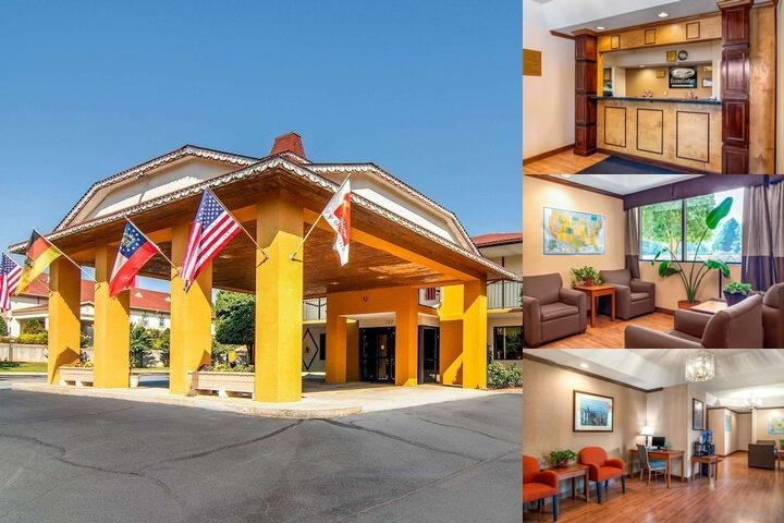 Econo Lodge photo collage