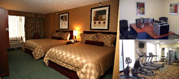 The Sioux City Hotel & Conference Center photo collage