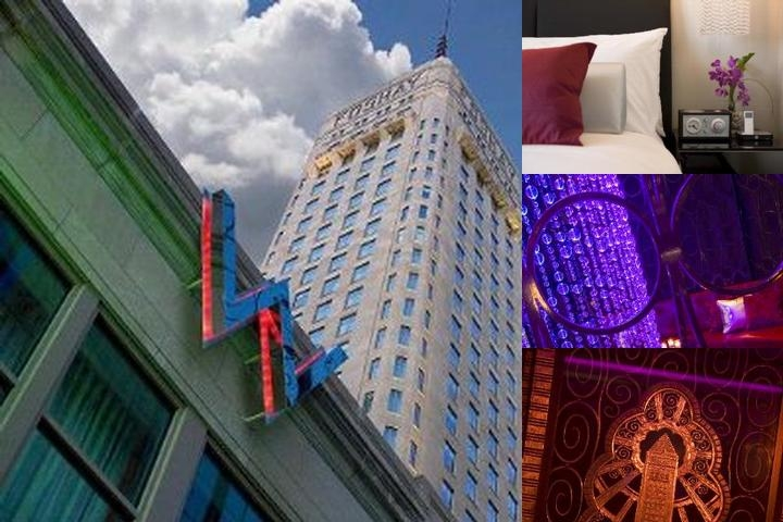 W Minneapolis The Foshay photo collage