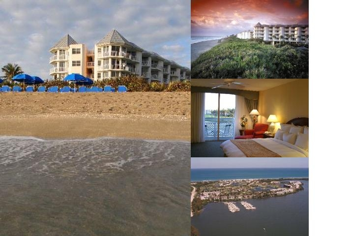 Hutchinson Island Marriott photo collage
