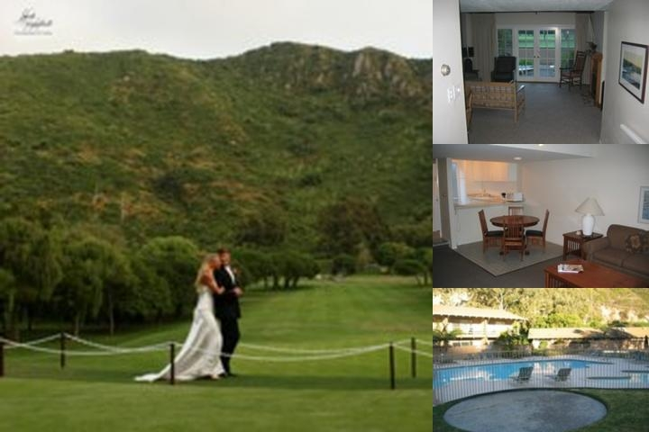 Aliso Creek Inn photo collage