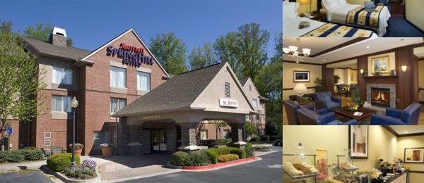 Springhill Suites by Marriott Alpharetta photo collage