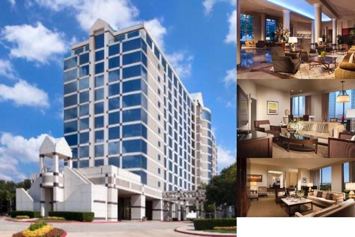 Omni Dallas Park West Hotel photo collage